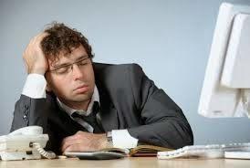 gangguan konsentrasi kerja