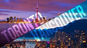 Toronto ou Vancouver