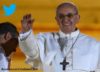 """Papa Francisco """"perdonará pecados y reducirá condenas en el purgatorio"""" por Twitter"""