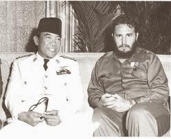 Surat Bung Karno kepada Fidel Castro....!!!