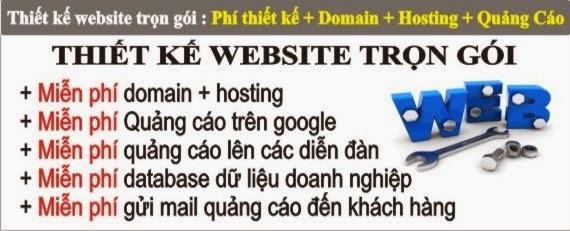 Thiết Kế Web Tại Đà Nẵng Giá Rẻ 2014