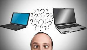 Ilustrasi Memilih Laptop atau Notebook (Google Image)
