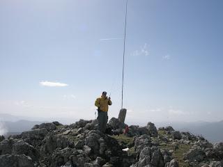 QSO ΣΤΑ VHF