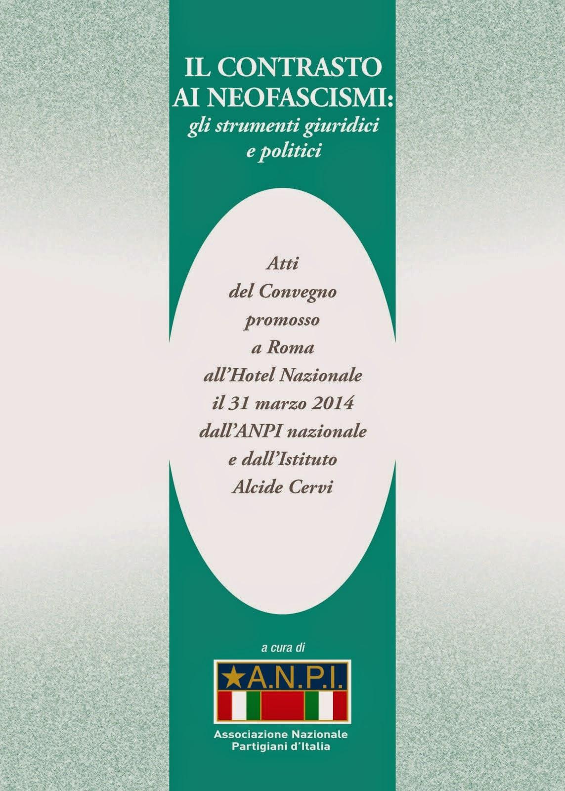 ANPI nazionale e antifascismo