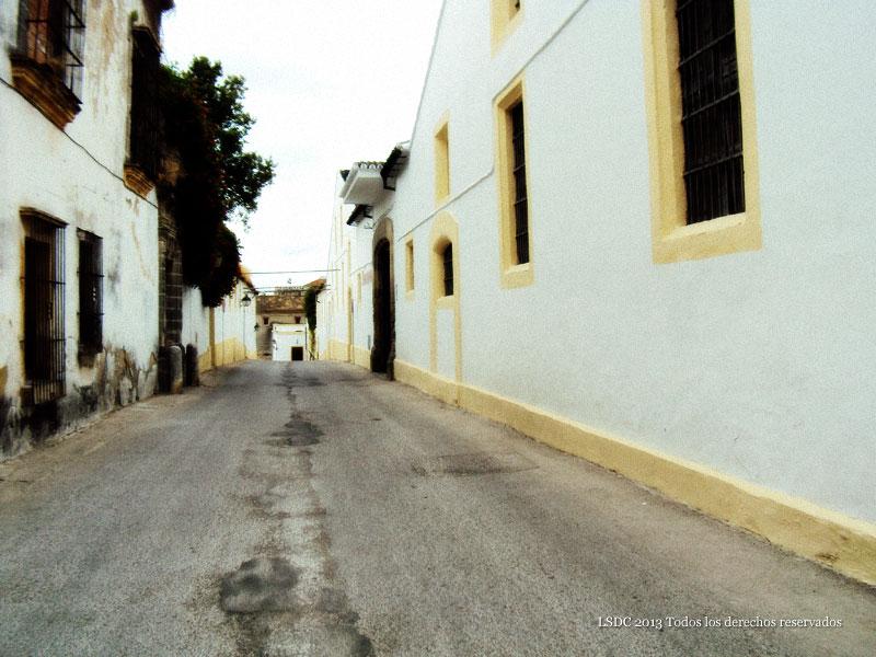 Calle San Yldefonso