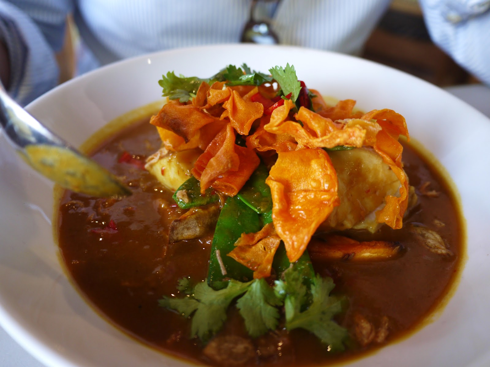 Granger & Co Fragrant Fish Curry