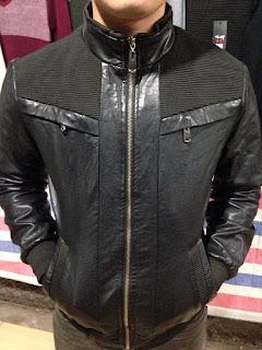Áo khoác da nam xịn ( Mã sản phẩm TLAKN04)