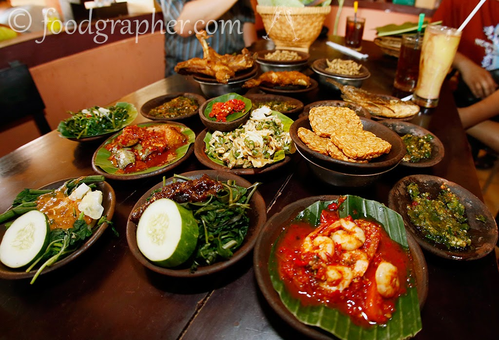 Bebas Restaurant Menu