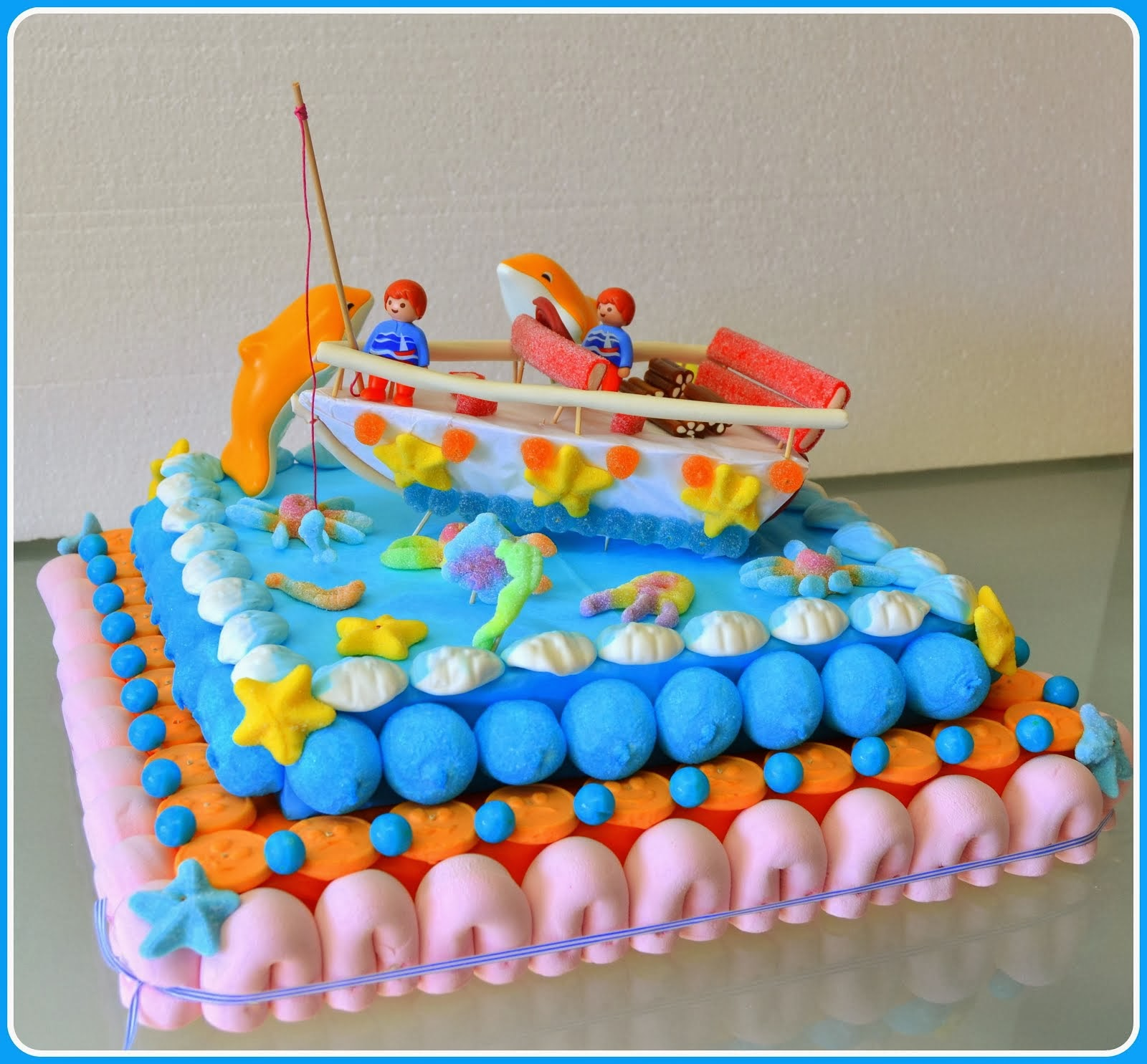 Tarta marinera