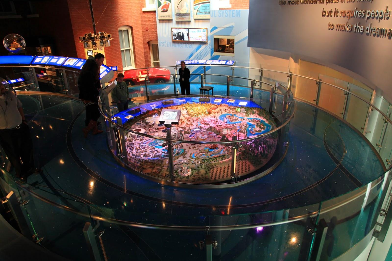 machi in カリフォルニア: ウォルトディズニー ファミリー ミュージアム
