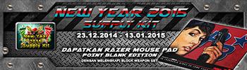 Point Blank Indonesia Maintenance Server 23 Desember 2014