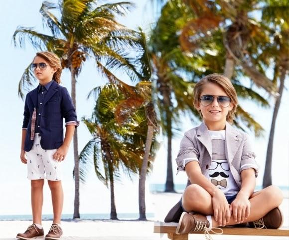 детская мода 2014 весна