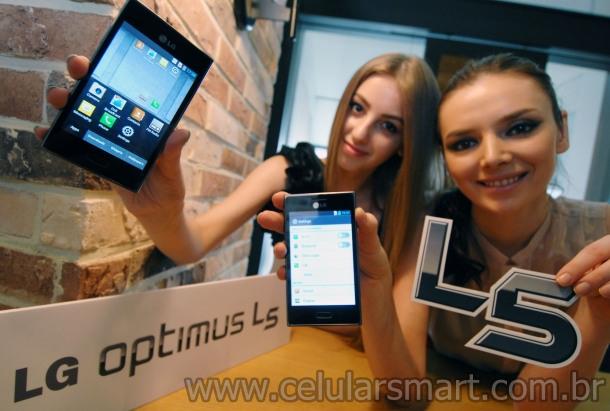 Smartphone LG Optimus L5