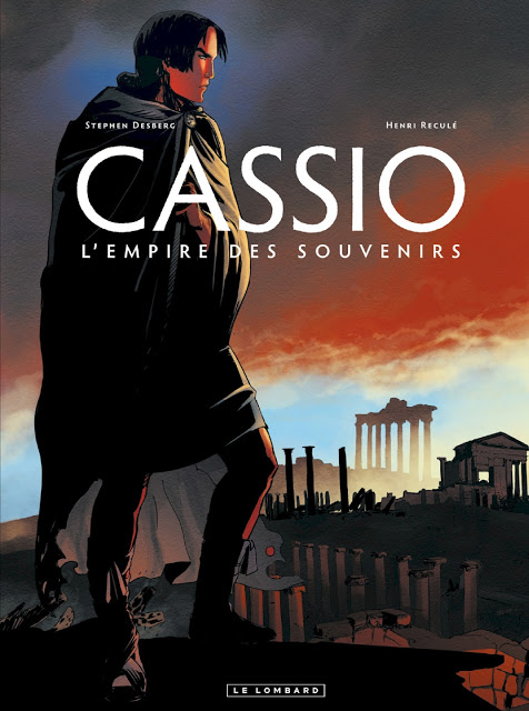 Cassio - Stephen Desbe