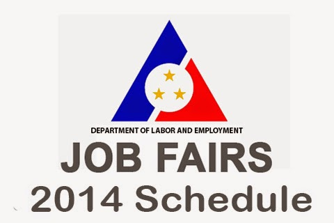 DOLE announces August and September job fairs