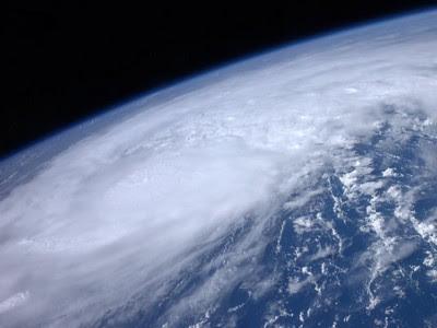 NASA Image of the Day: Hurrikan IRENE, NASA, Hurrikanfotos, August, 2011, Hurrikansaison 2011, Irene, Karibik, Dominikanische Republik, Haiti, Bahamas, Hispaniola, Puerto Rico,