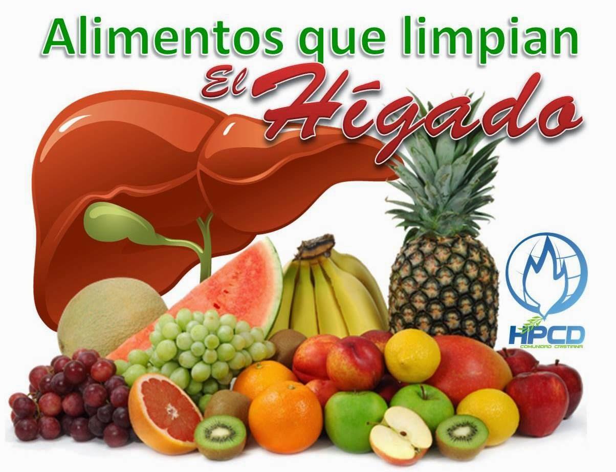 Alimentos maravillosos x c c hay paz con dios - Alimentos que curan el higado ...