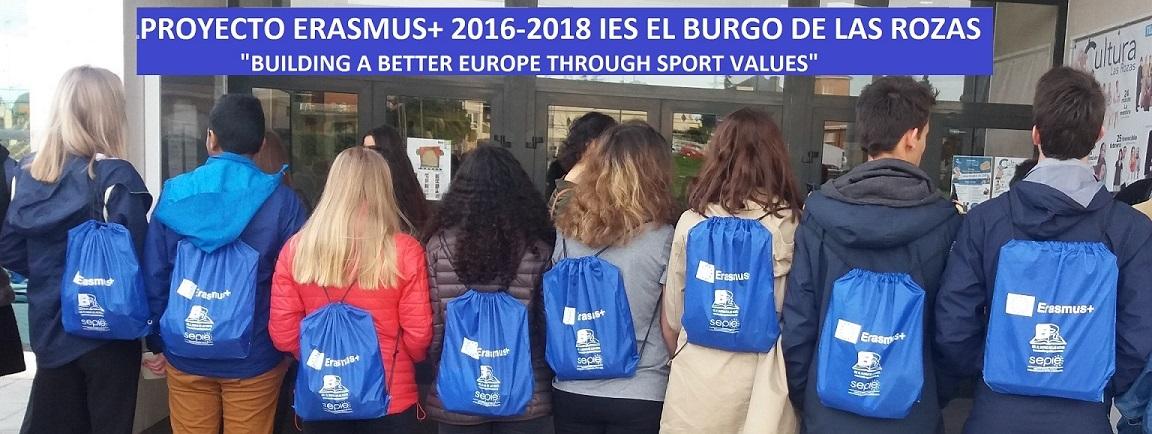 Erasmus+ IES El Burgo de Las Rozas