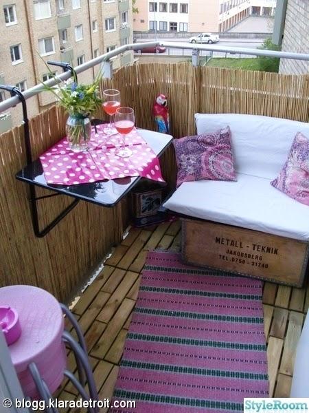 idee fai da te per arredare balconi e terrazzi - 19 idee low cost ... - Idee Arredamento Balcone