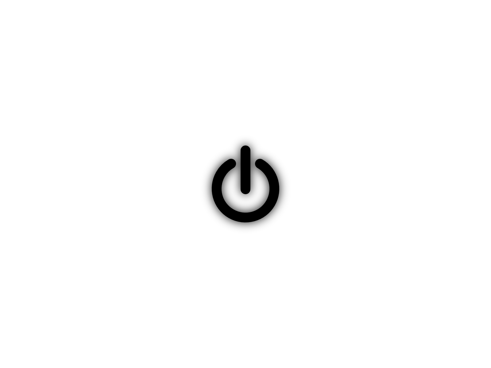 minimal power button logos hd wallpapers desktop wallpapers power button loose moto e4 power button logo for which software
