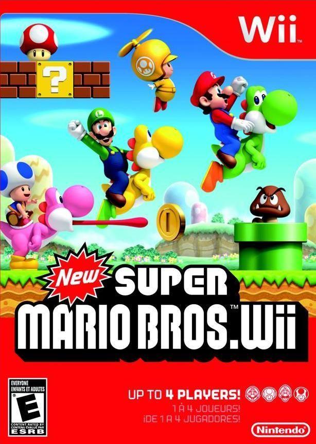 Mario a través del tiempo. New-Super-Mario-Bros.-Wii-portada-usa