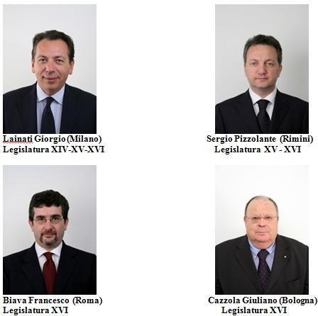 pdl faenza i deputati eletti in emilia romagna xvi