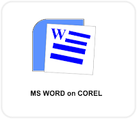 MS WORD Corel DRAW Tutorial