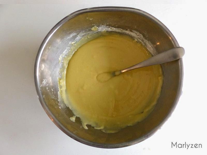 Gâteau au yaourt.