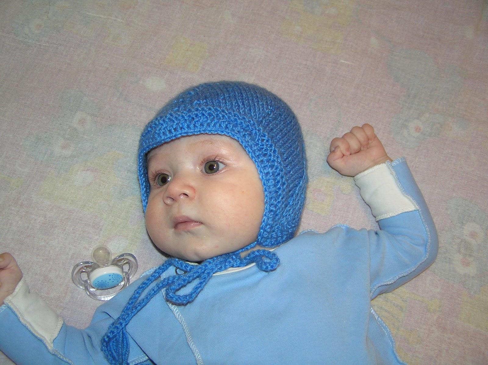 Вяжем спицами комбинезон на малыша до 1 года, джемпер на 77