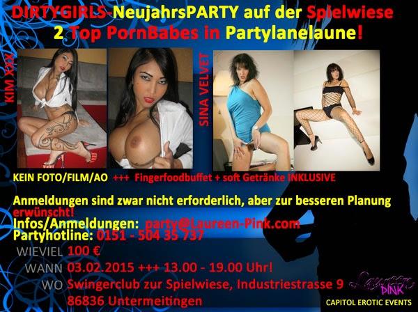 Party Untermeitingen