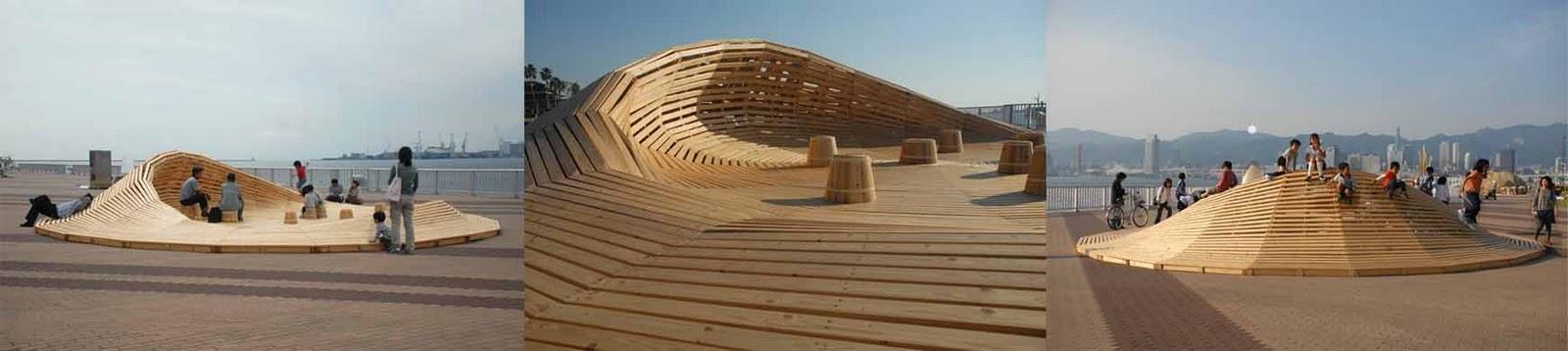 Architecture octubre 2011 for Mobiliario espacio publico