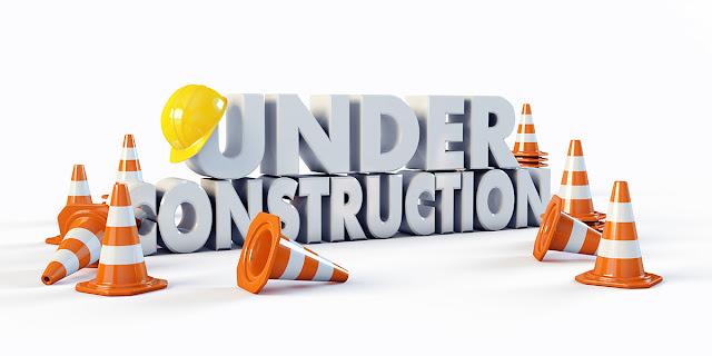 Under Construction 網頁建設中