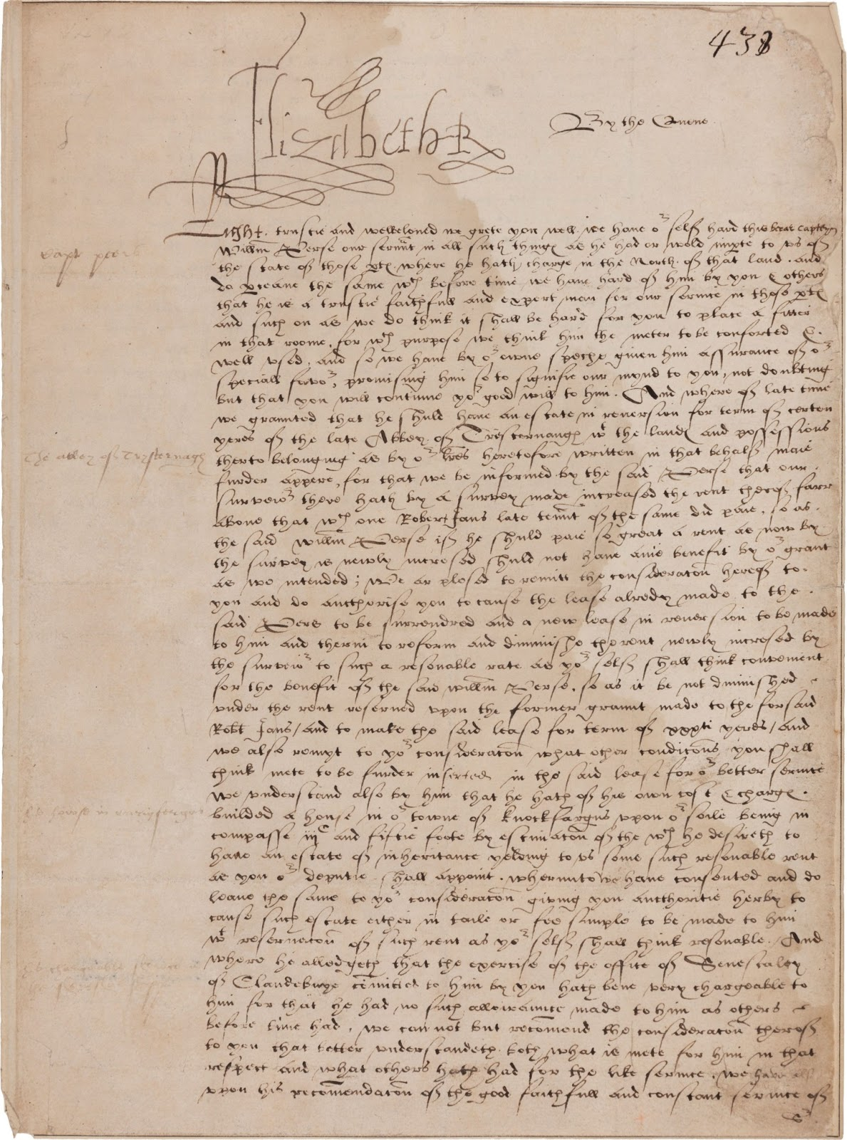 queen elizabeth 1 essay introduction Elizabeth the queen by emmelia maglinte elizabeth was born on september 7 th in 1533 she was the daughter of king henry viii, and anne boleyn elizabeth was one of the first english monarchs to be born of pure english parents.