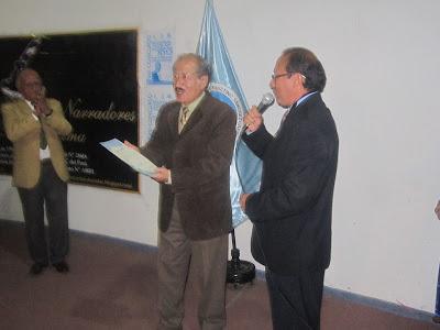 VIII Concurso Regional Escolar de Declamación  2012