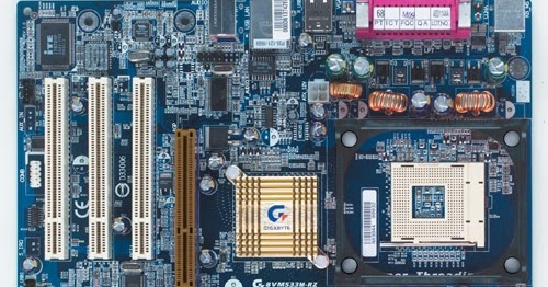 Motherboard - GIGABYTE Global