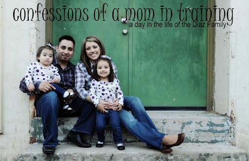 Confessions of a Mom in Training