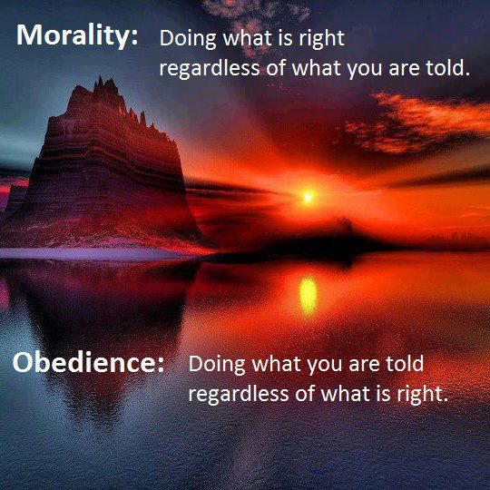 what is morality Whatever else it is, morality is a set of rules directing our actions in conflicts  between and within individuals and groups to avoid mutual and.