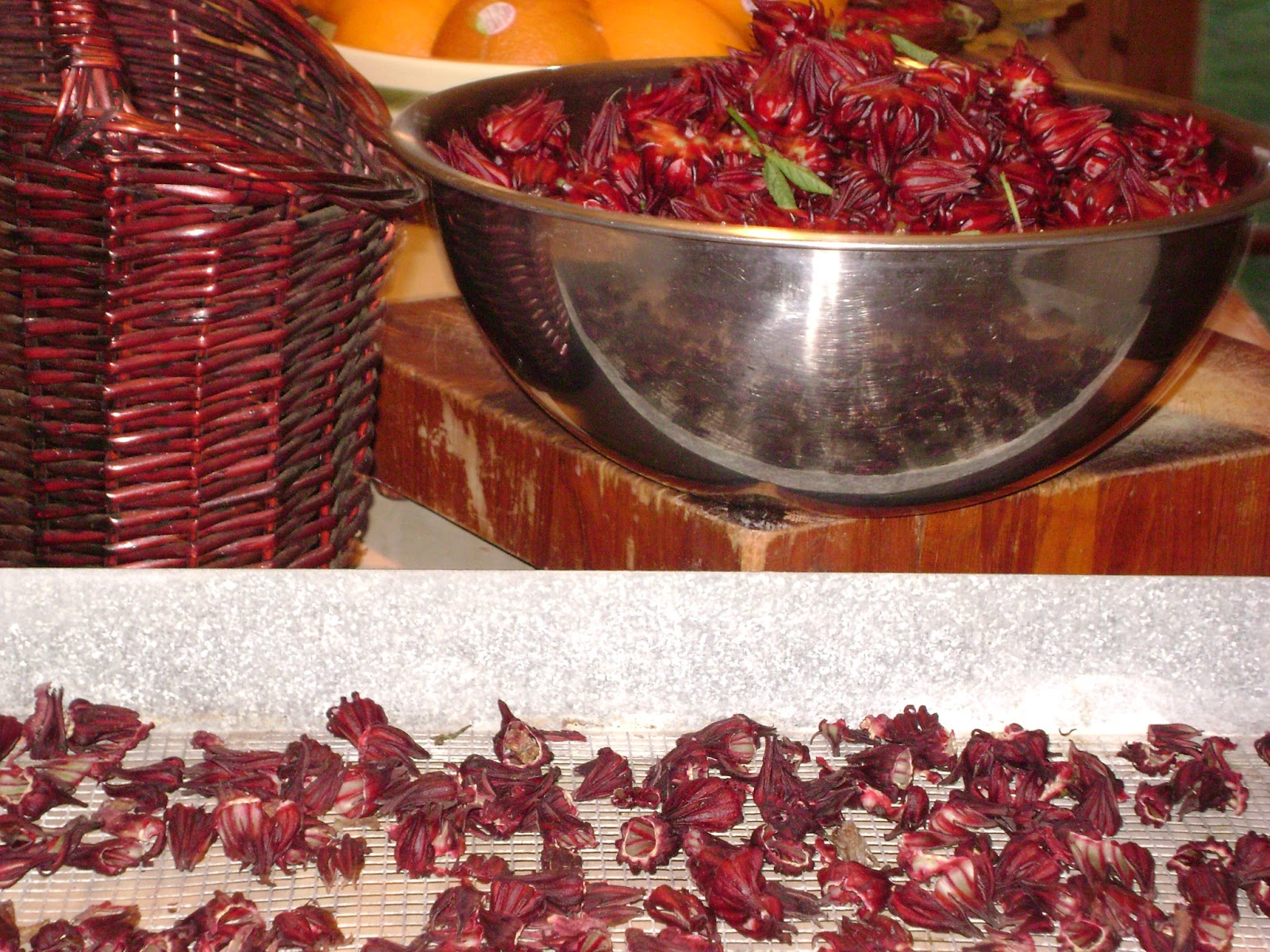 Tsg roselle hibiscus harvest preserving and health roselle hibiscus harvest preserving and health izmirmasajfo Gallery