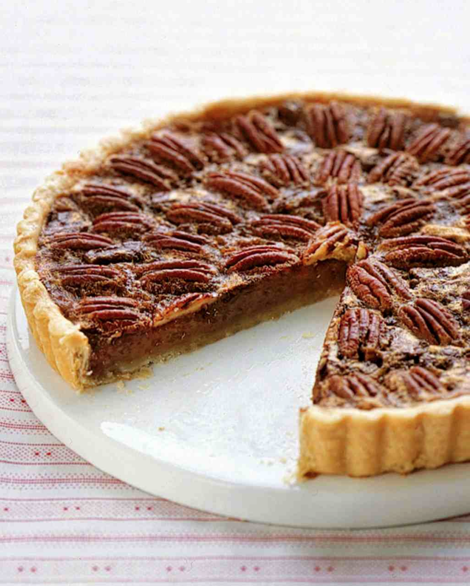 New Orleans Chocolate Pecan Pie