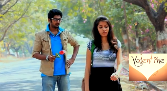 valentine short film photos