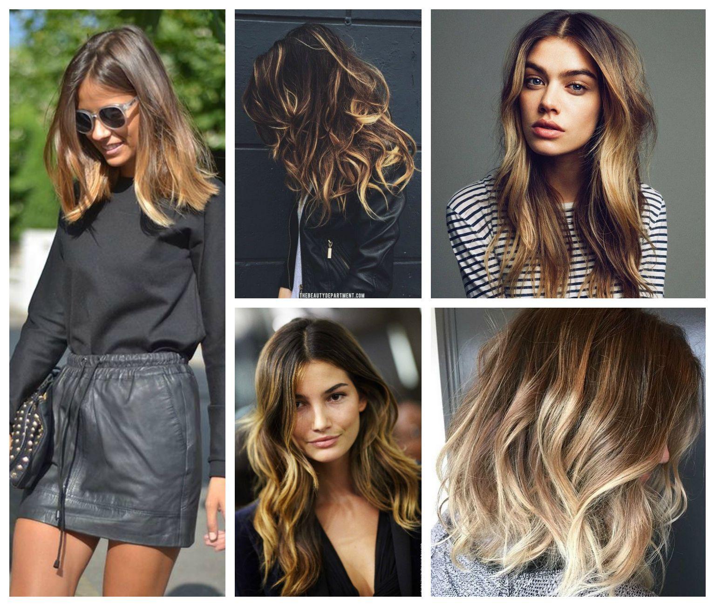 i wish i could wink: Inspiration #9 Bronde/Balayage Hair