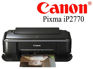 Canon Pixma iP2770 Driver Printer Download