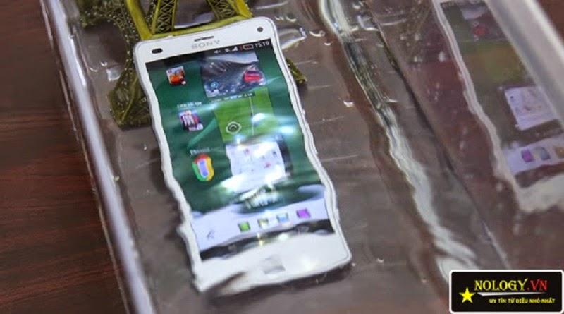 Hướng dẫn test Sony Z3 AU Nhật Bản khi mua