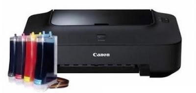 Принтер  Canon PIXMA iP2702  с СНПЧ