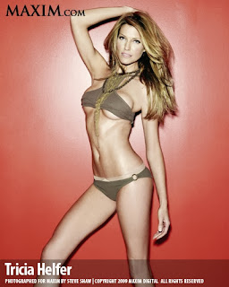 Tricia Helfer Canada Hot And Beautiful Women Of The World