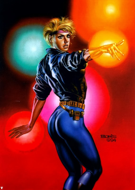 Dazzler - Marvel Comics