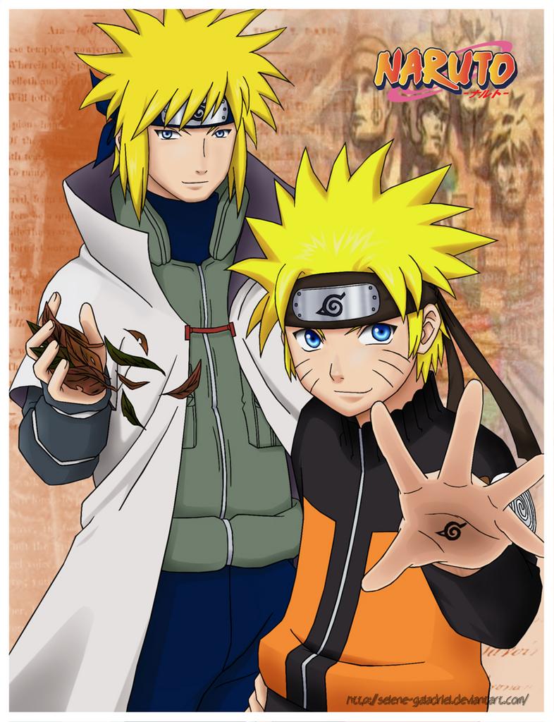 Naruto Shippuden Minato Namikaze