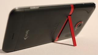 kickstand smartphone android terbaru HTC Evo 4G LTE