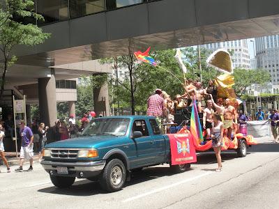 Cincinnati's Gay Pride Parade