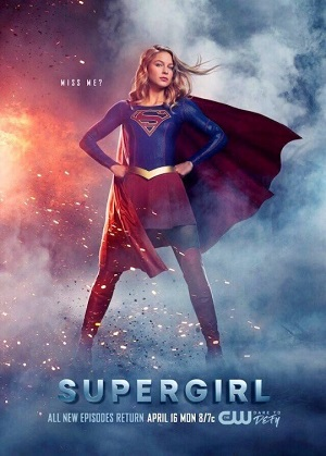 Supergirl - 4ª Temporada Legendada Séries Torrent Download capa